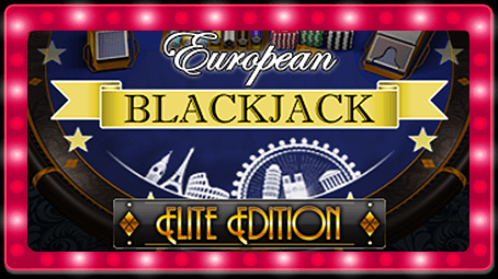 European Blackjack: Elite Edition