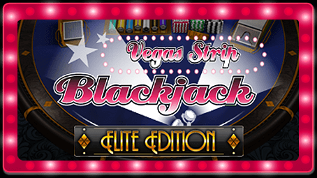 Vegas Strip Blackjack: Elite Edition